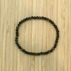Bracelet oeil de faucon 4mm