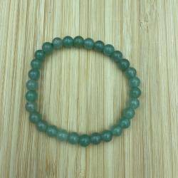 Bracelet aventurine 6mm