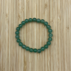 Bracelet aventurine 8mm