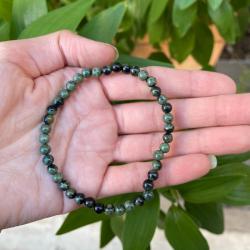 bracelet jaspe kambaba 4mm