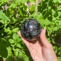sphere indigo gabbro