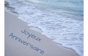 carte cadeau joyeux anniversaire
